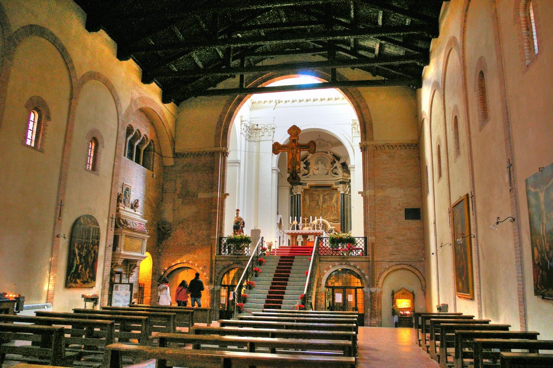 Dott Silvana Radoani Basilica Di S Stefano A Bologna 1